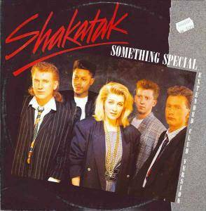 Shakatak: Something Special - Cover