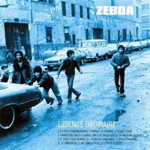 Cover - Zebda: Essence Ordinaire