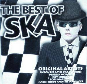 Cover - Slim Smith: Best Of Ska, The