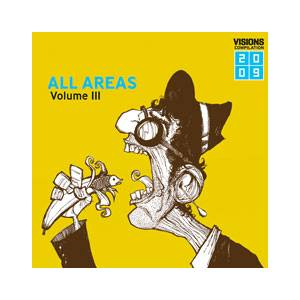 Visions All Areas - Volume III - Cover