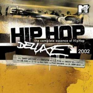 Cover - KC Da Rookee Feat. Samy Deluxe, Afrob & D-Flame: Hip Hop Deluxe 2002