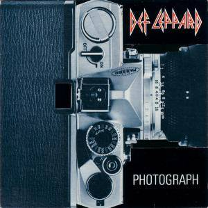 Def Leppard: Photograph - Cover