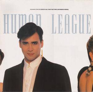 "The Human League: Love Is All That Matters (12"") - Bild 1"