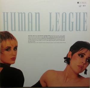 "The Human League: Love Is All That Matters (12"") - Bild 4"