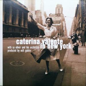 Cover - Caterina Valente: In New York