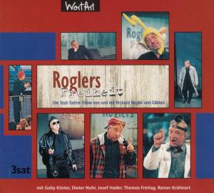 Cover - Richard Rogler: Roglers Freiheit