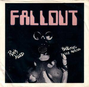 Fallout: Rock Hard - Cover