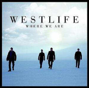 Cover - Westlife: Where We Are