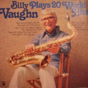 Cover - Billy Vaughn: Plays 20 World Hits