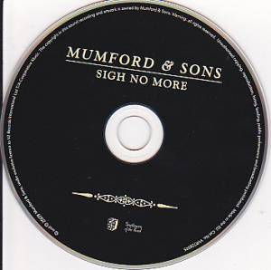 Mumford & Sons: Sigh No More (CD) - Bild 3