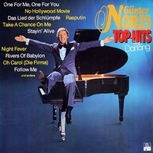 Cover - Günter Noris: Top-Hits For Dancing