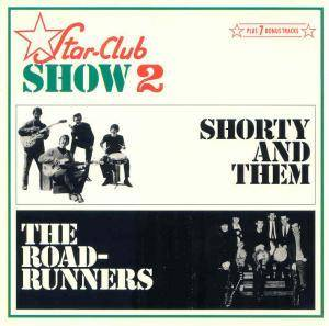 The Roadrunners: Star-Club Show 2 - Cover
