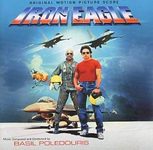 Cover - Basil Poledouris: Iron Eagle