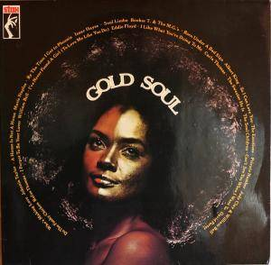 Cover - Judy Clay & William Bell: Gold Soul