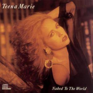 Cover - Teena Marie: Naked To The World