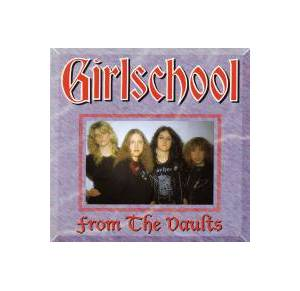 Cover - Girlschool: From The Vaults