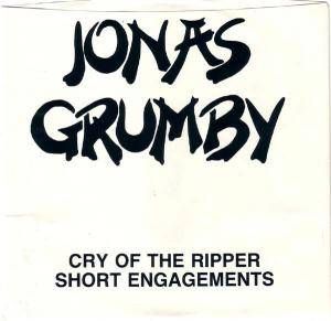 Jonas Grumby: Cry Of The Ripper - Cover