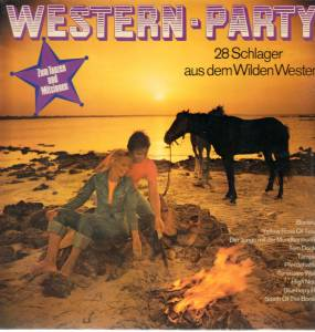 Cover - Thomas Berger: Western-Party