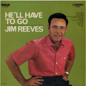 Cover - Jim Reeves: He'll Have To Go
