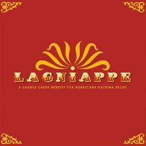 Cover - Criteria: Lagniappe [A Saddle Creek Benefit for Hurricane Katrina Relief]