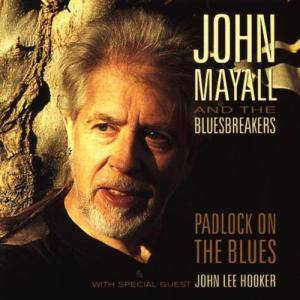 Cover - John Mayall & The Bluesbreakers: Padlock On The Blues