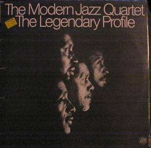 The Modern Jazz Quartet: Legendary Profile, The - Cover