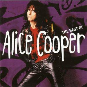 Alice Cooper: Best Of Alice Cooper, The - Cover