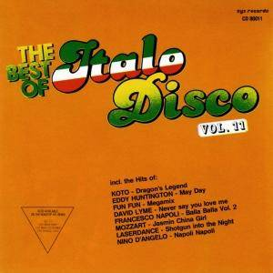 Cover - Macho Gang: Best Of Italo Disco Vol. 11, The