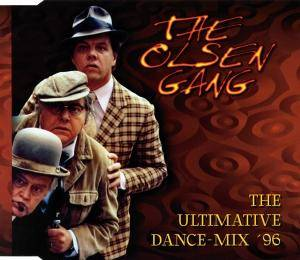 Cover - Børges Dance Convention: Olsen Gang, The