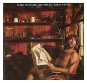 John Mayall: No More Interviews - Cover