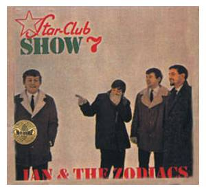 Ian & The Zodiacs: Star-Club Show 7 - Cover