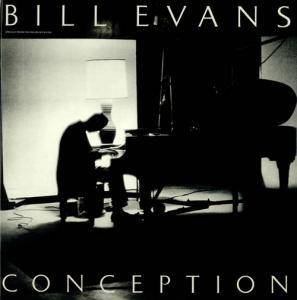 Cover - Bill Evans Trio, The: Conception