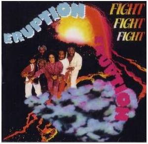 Eruption: Fight Fight Fight - Cover