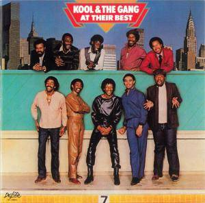 Kool & The Gang: At Their Best - Cover