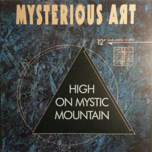 Cover - Mysterious Art: High On Mystic Mountain