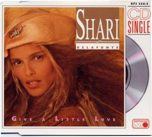 Shari Belafonte: Give A Little Love - Cover