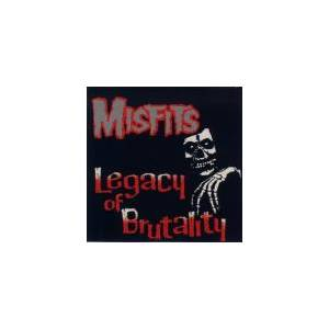 Misfits: Legacy Of Brutality - Cover