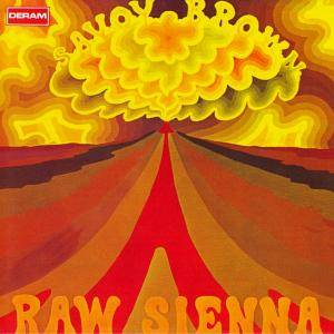 Cover - Savoy Brown: Raw Sienna
