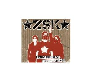ZSK: From Protest To Resistance - Cover