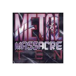 Cover - Wench: Metal Massacre 10