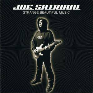 Joe Satriani: Strange Beautiful Music - Cover