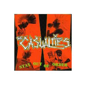 Cover - Casualties, The: Stay Out Of Order