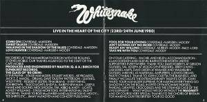 Whitesnake: Live... In The Heart Of The City (CD) - Bild 6