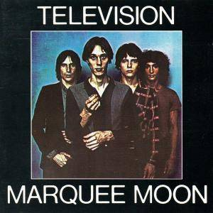 Television: Marquee Moon - Cover
