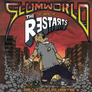 The Restarts: Slumworld - Cover