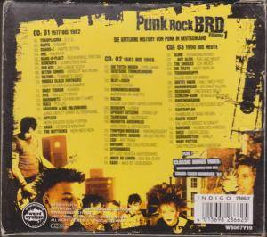 Punk Rock BRD (3-CD) - Bild 2