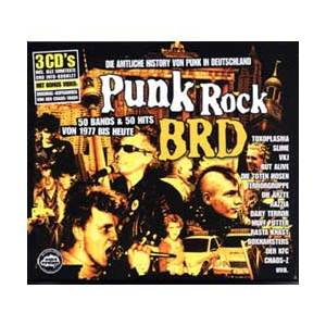 Punk Rock BRD (3-CD) - Bild 1