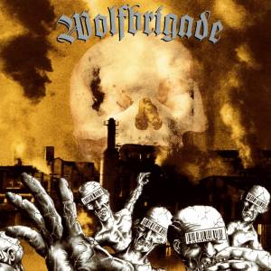 Cover - Wolfbrigade: Progression/Regression