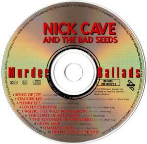 Nick Cave And The Bad Seeds: Murder Ballads (CD) - Bild 4
