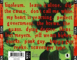 NOFX: Punk In Drublic (CD) - Bild 3